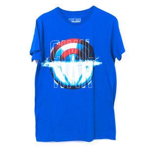 Captain America Civil War Shirt Size M #00584
